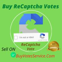 Buy ReCaptcha Contest Votes
