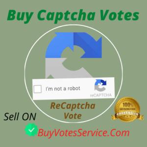 Buy Captcha Contest Votes