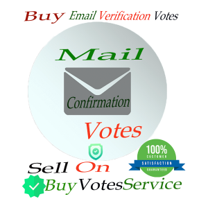 Buy Email Confirm Votes