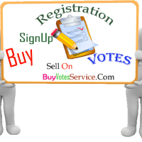 Buy Signup Registration Contest Votes