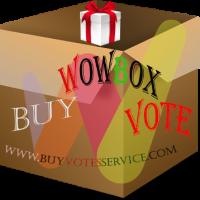 Buy WowBox votes