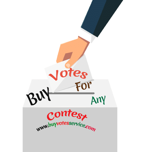 Buy Votes For Any Contest
